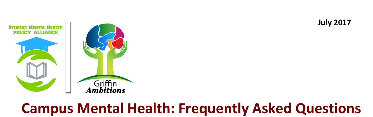 Campus Mental Health FAQs